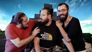 Jahrein ve Yiğitcan ile Minecraft Düğünü (PARANTEZ İÇİ!!) // SEN NE DİYON #39 // DÜĞÜNÜMÜZ VAR ULEN