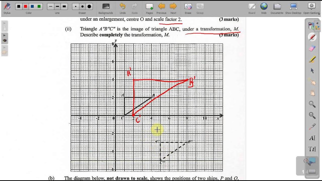 cxc maths 2014