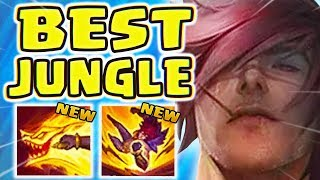 NEW CHAMPION SETT = THE BEST JUNGLER EVER | RIOT RELEASED A MONSTER!! SETT JUNGLE SPOTLIGHT