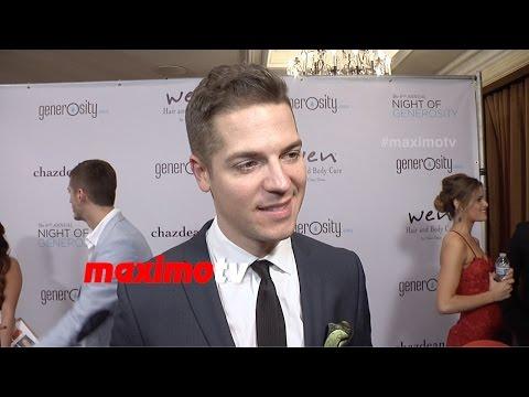 Jason Kennedy Interview   Night of Generosity Gala 2014   Red Carpet