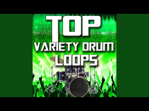 Pop Kick & Tambourine Drum Loop (140 BPM)