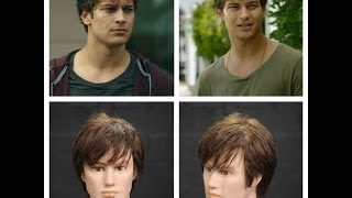 Çağatay Ulusoy Haircut Tutorial
