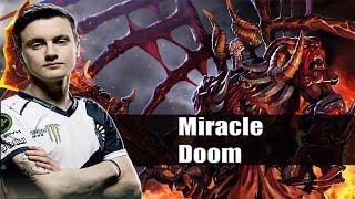 Dota 2 Stream: Liquid Miracle playing Doom