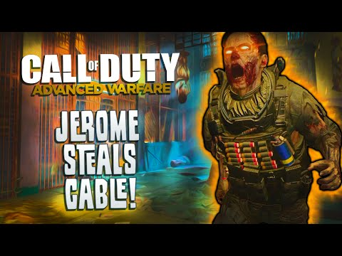 Jerome Steals Cable! - Exo Zombies - Prison Talk! Jerome's Love Seat, Angry Roommate and More!