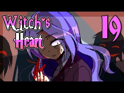 Witch's Heart -  Sirius's serious Backstory ( BONUS STAGE ) Manly Let's Play [ 19 ]