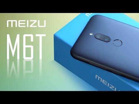 Распаковка Meizu M6T: качество для молодых (+ примеры фото)