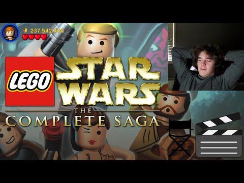 Lego Star Wars The Complete Saga Highlights |