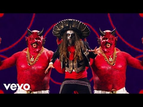 Rob Zombie - The Life And Times Of A Teenage Rock God