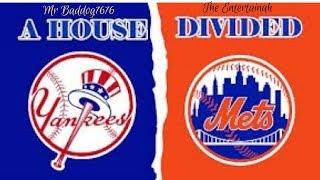 Chris & The Baddog Talking New York Baseball Yankees/Mets