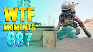 PUBG WTF Funny Daily Moments Highlights Ep 687