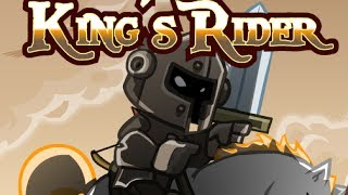 KING'S RIDER Level1-5 Walkthrough