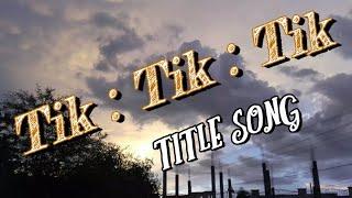 Tik Tik Tik Title Track | Jayam Ravi, Nivetha Pethuraj | D.Imman || by SPOOF BAADSHAH