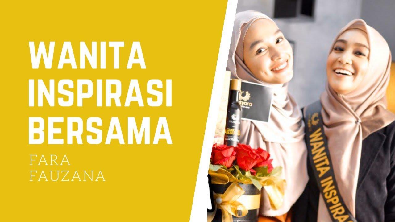 WANITA INSPIRASI MUTYARA | TYA ARIFIN bersama FARA FAUZANA | Eps 3