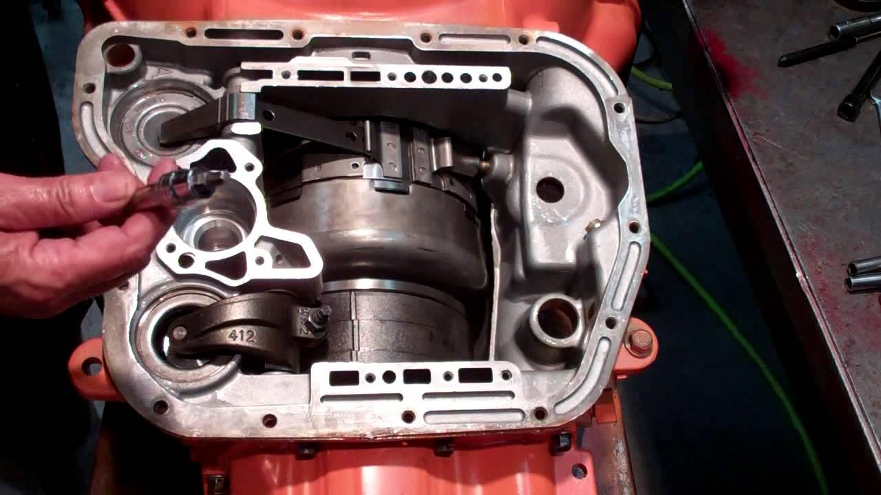 dodge 48re transmission band adjustment