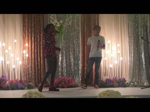 #CintaKainPutih ~ Akim Ahmad ft Hazama at Stacy 27th Birthday Surprise