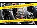 Senzor temperatura motor Opel Corsa C Z12XE--Engine Coolant Temperature sensor
