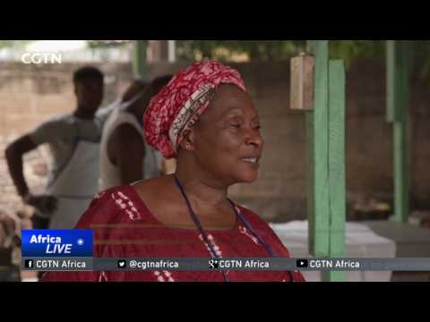 Made in Africa: Making a case for Ghana's batik fabrics