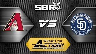 MLB Picks: Arizona Diamondbacks vs. San Diego Padres 6/29