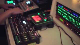 system-1m jam with elektron friends