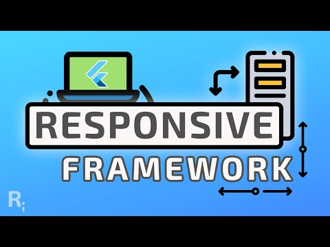 Create Responsive Flutter Apps with Minimal Effort