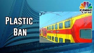 Indian Railways To Ban Single-Use Plastics