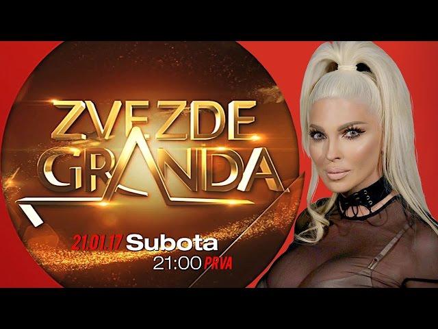 JELENA KARLEUSA // najava ZVEZDE GRANDA / 21.01.17
