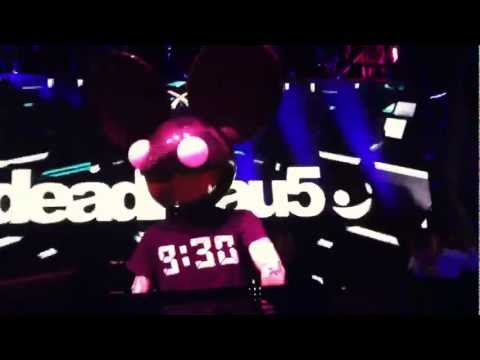 deadmau5 - The Veldt feat. Chris James LIVE @ XS Las Vegas 5/6/12