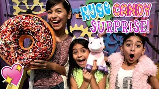 Our Favorite Things Made Out of Candy - Candytopia Los Angeles : VLOG IT // GEM Sisters