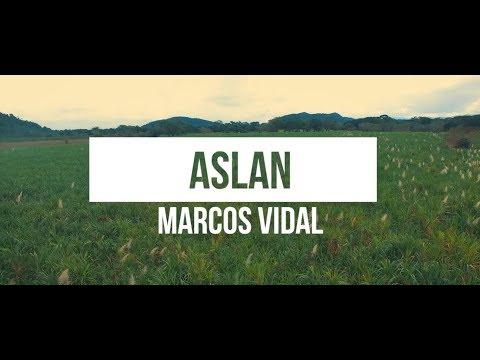 Marcos Vidal - Aslan (Video Lyrics Oficial)