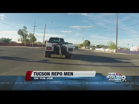 Tucson Repo-Men: drivers see change in job after reality TV