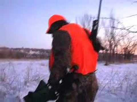 Deer Hunting in Coffee County, Kansas