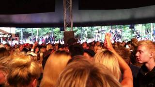 Xander - Det Burde Ikk Være Sådan Her @ Smukfest 2011