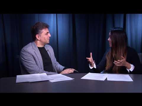 Margo Grant Show - Michael Ezra - MNN, 2018-01-22