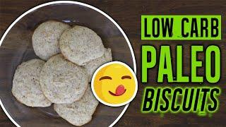 Gluten Free Paleo Biscuits Recipe #lltv
