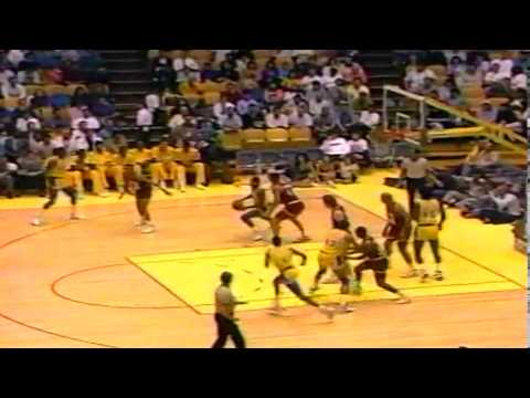 1989-90 Sixers vs. Lakers (1/7)