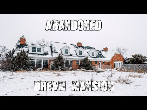 ABANDONED Country Dream MANSION - Ontario, Canada (Forgotten Homes Ontario Ep.43)