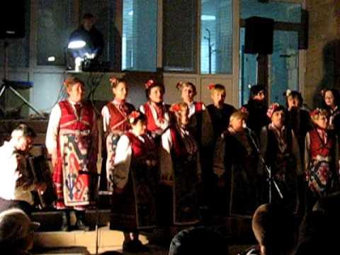 Свадебные песни болгарские