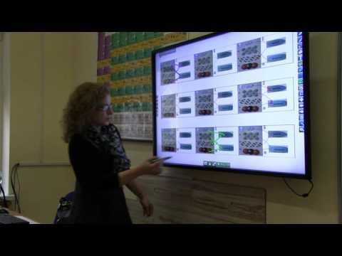 Hebrew School Sofia, Bulgaria - TBL model of AClass Smart Classroom