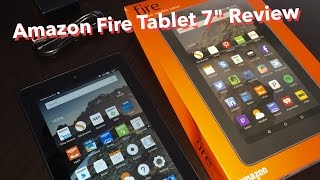 Amazon's Fire Tablet 7″ Display, Wi-Fi, 8 GB review