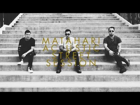 JIVVA - Matahari (Acoustic Street Session)