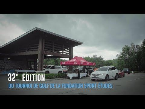 32e édition du Tournoi de golf de la Fondation Sport-Études