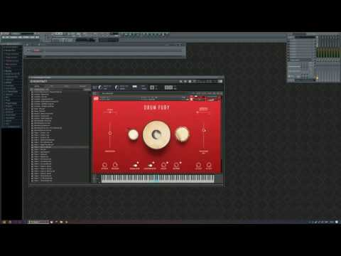 Drum Fury - Sounds Demo 1