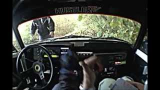 2/4 Rally onboard CRASH COMPILATION from Hungary /...