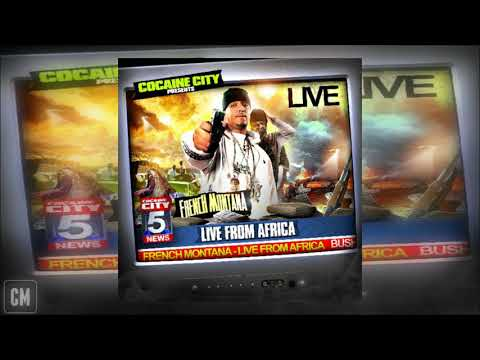 French Montana - Live From Africa [Full Mixtape + Download Link] [2008]