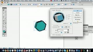 How to Do Bevel & Emboss in Illustrator : Using Adobe Illustrator