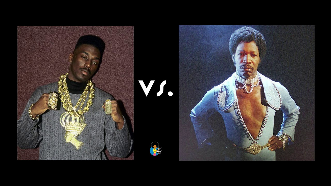 Big Daddy Kane vs. Dolemite (1990) | Rudy Ray Moore #DolemiteIsMyName