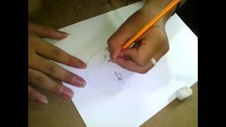 Speed Draw (ไม่ใช่ Paint นะ)by อ้น (Tsumihaya Mimato) ครั้งแรก