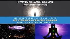 DR Sylvie Dethiollaz sur les Expériences de Sortie Hors Corps - ITW par Jocelin Morisson