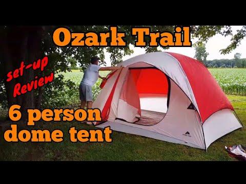 Ozark Trail 6-person Dome Tent Review