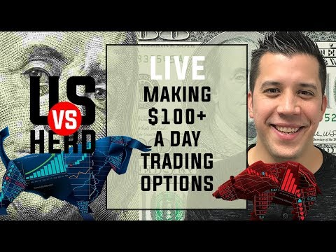 Making $100+ Profit A Day Trading Options For Beginners